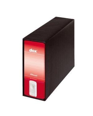 Registratore dox 3 rosso dorso 8cm f.to memorandum esselte 263B1 8004389075972 263B1