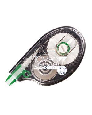 Correttore a nastro 4,2mmx10m tombow mono correction tape PCTYT4 4901991585100 PCTYT4