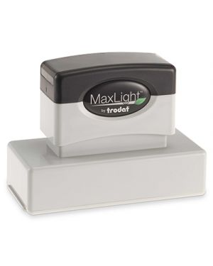Timbro trodat maxlight xl-185 s-style 27x73 TRODAT 104635 190084046350 104635