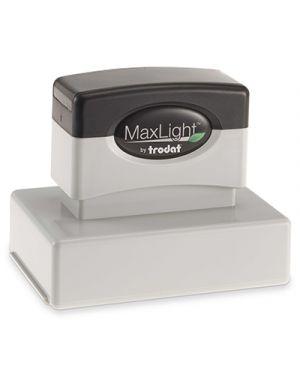 Timbro trodat maxlight xl-165 z-style 41x67 TRODAT 102828 2000001902592 102828