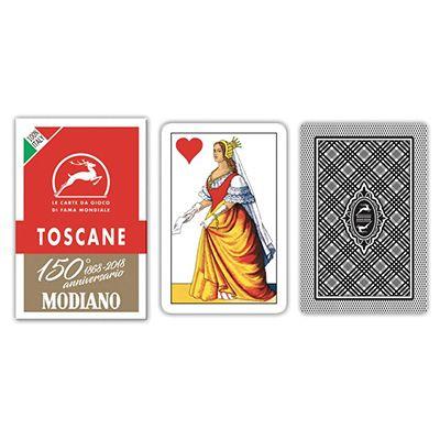 Espositore Carte Modiano Ramino 98-7 Set da 2 mazzi