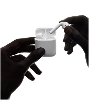 Airpods with wireless APPLE - IPOD ACCESSORIES MRXJ2TY/A 190198987549 MRXJ2TY/A