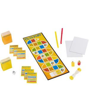 Pictionary Mattel DPR76 887961324747 DPR76 by No