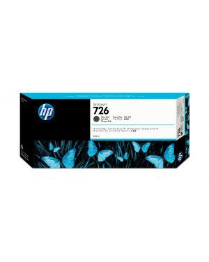 Cartuccia nero matte opaco HP - GSB SUPP LG FMT DES SUPP (UK) CH575A 884420836360 CH575A_9431EJM
