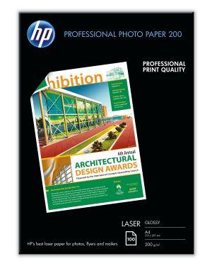 Carta fotog lucida x  laser 220g HP Inc CG966A 884962310649 CG966A_9431JJW by Hp - Inkjet Media (au)
