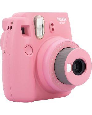 Fujifilm Instax Mini 9 Blush Rose Fotocamera Istantanea, 62 x 46 mm, Rosa Pastello Cod.16607135 4547410392623 16607135 by No