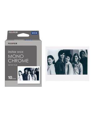 Pellicola instax wide 10 monochr Fujifilm 16564101 4547410362176 16564101