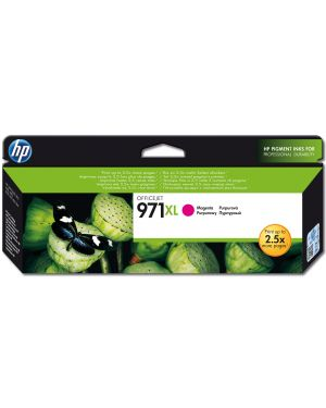 Cartuccia magenta inchiostro hp officejet 971xl CN627AE 886112877408 CN627AE_9437QVL