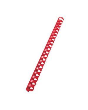 dorso plastico d.12mm rosso Fellowes 5346404 77511534645 5346404