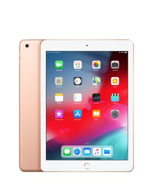 Ipad wi-fi 128gb gold Apple MW792TY/A 190199190283 MW792TY/A