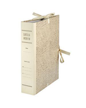 Cartelle archivio con lacci incollati 35x25 dorso 15 BREFIOCART 202202 193576 202202