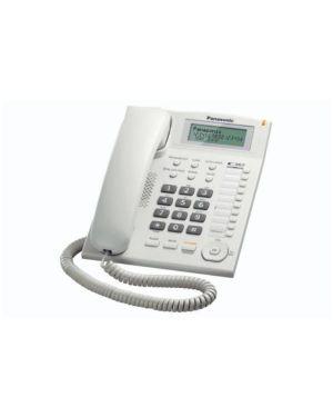 Telefono fisso kx-ts880exw Panasonic KX-TS880EXW 5025232560516 KX-TS880EXW