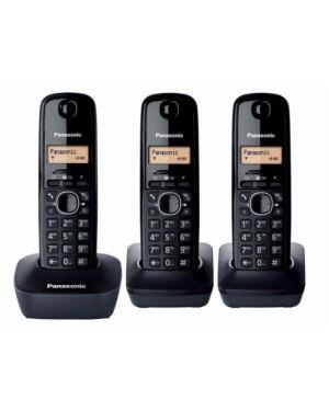 Cordless kx-tg1613jth trio Panasonic KX-TG1613JTH 5025232630264 KX-TG1613JTH