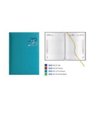 Agenda 14,5x20,5 classica s - d jeans blu BALDO 64000301 2000001888391 64000301