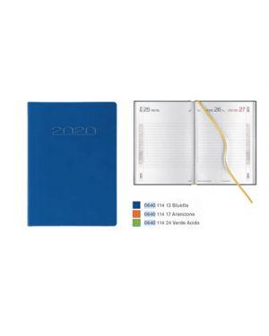Agenda 14,5x20,5 classica s - d notabene bluette BALDO 64011413 803279365584 64011413