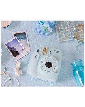 Instax mini 9 ice blu kit 10+bag Fujifilm 70100141222 5036321129262 70100141222