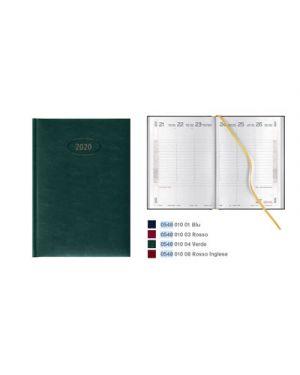 Agenda 17x24 7gg classica madrid rosso inglese 54801008 BALDO 54801008 8032793650768 54801008