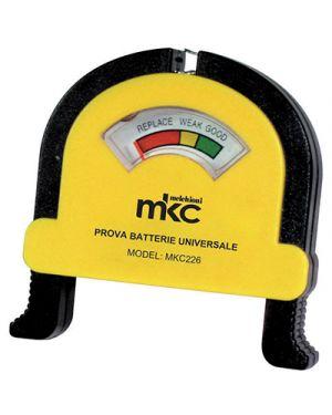 Prova batterie mw226 universale MELCHIONI 493933102 8006012142860 493933102