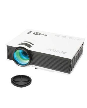 Videoproiettore a led risoluzione 800x480 800 ansi lumen fenton 103085 MELCHIONI 550923790 8715693284515 550923790