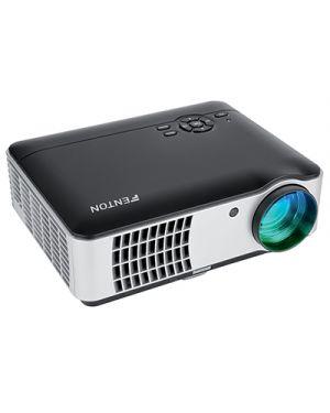 Videoproiettore a led risoluzione 1280x800 2800 lumen fenton hd-pro MELCHIONI 550923799 8715693294651 550923799