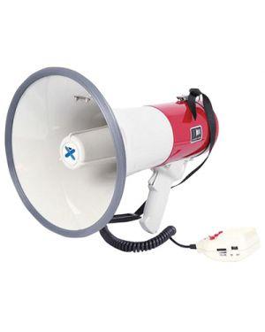 Megafono 50w registrazione, sirena e microfono vonyx 952.010 meg050 MELCHIONI 550923129 8715693276442 550923129