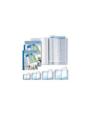 Portalistini personalizzabile unoti 22x30cm 48 buste sei rota 55224807 8004972006987 55224807