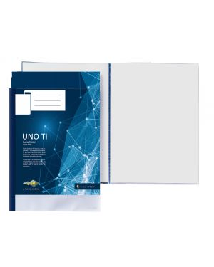 Portalistini personalizzabile unoti 22x30cm 120 buste sei rota 55229907 8004972007021 55229907