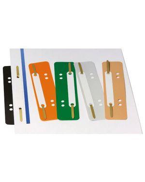 250 pressini in abs 38x150mm c - linguette in metallo art.361 col. ass 361-B ASS 8007509051405 361-B ASS by Lebez