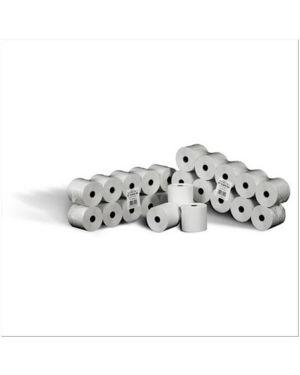 Blister 10 rotoli rc carta termica bpa free fsc 55gr 80mm x 80mt Ø77mm FSRTOBPA80080 8023215810198 FSRTOBPA80080