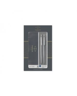 Gift set portamine 0,5mm + sfera m jotter stainless steel ct parker 2093256 3026980932565 2093256 by Parker