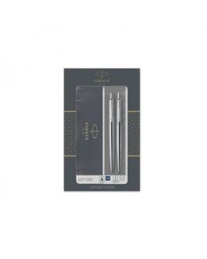 Gift set portamine 0,5mm + sfera m jotter stainless steel ct parker 2093256 3026980932565 2093256