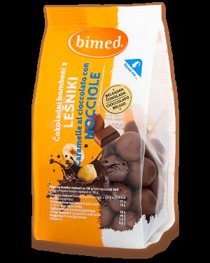 Nocciole al cioccolato 200gr - bimed 3830022220295 3830022220295 3830022220295