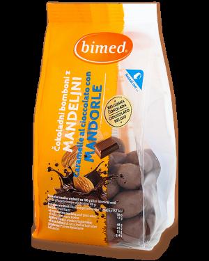 Mandorle al cioccolato 200gr - bimed 3830022220011 3830022220011 3830022220011