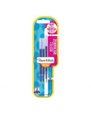 Blister 3 refill inkjoy gel 0,7mm blu papermate 1957051 3501179570518 1957051-1