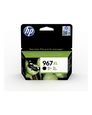 Cartuccia inchiostro nero high hp967xl per hp officejet 9000 serie 3JA31AE 192545866668 3JA31AE