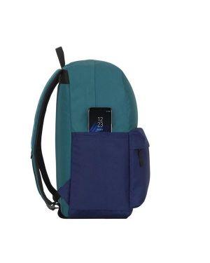 Zaino Notebook da 15.6 blu Rivacase cod. 5560ACQCOB 4260403575499 5560ACQCOB