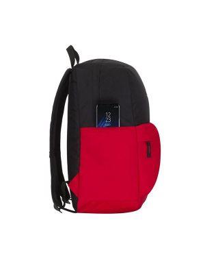 Zaino per Notebook 15.6 black - red Rivacase cod. 5560BK 4260403575468 5560BK