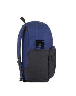 Backpack laptop 5560 15.6 blue - bk Rivacase 5560BLUEBK 4260403575475 5560BLUEBK