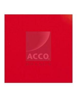 Scatola 100 copertine colorclear pvc a4 - 180mic - rosso - gbc CE011830E 5028252236621 CE011830E_26947