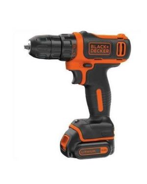 Blackdecker trapano - avvitatore Black and Decker BDCDD12-QW 5035048631812 BDCDD12-QW