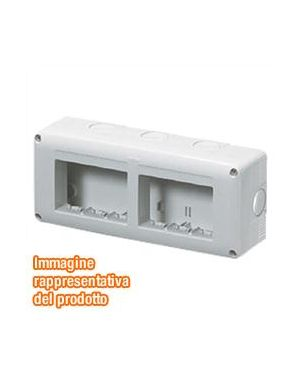 Contenitore 12 4x3  posti orizz.pro Gewiss GW27007 8011564055308 GW27007