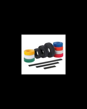 Fascetta nera velcro  mm. 19  rotol Panduit HLS-15R0 74983523405 HLS-15R0
