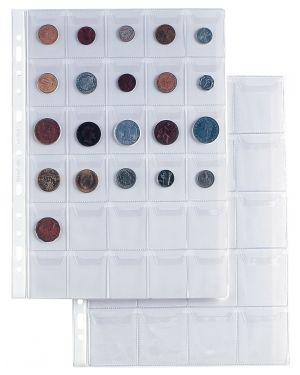 10 buste forata porta 30 monete ercole 21x29,7 30s sei rota 512131 8004972005638 512131