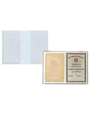 100 buste porta carta identita' 15,5x11cm 481111 8004972005379 481111