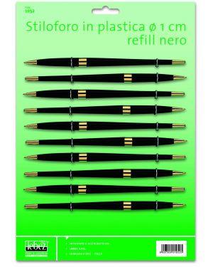 Cartella 10 stilofori art.1052 in plastica 1052 8007509010525 1052