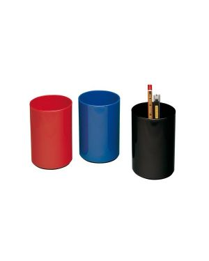 Portapenne bicchiere coral nero 328 lebez 328-N 8007509003282 328-N
