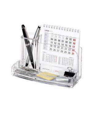 Desk organizer in acrilico LEBEZ 1685 8007509016855 1685