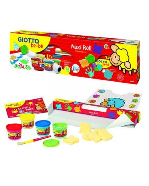 Giotto bebe' maxi roll painting set GIOTTO 471800 8000825023538 471800 by Giotto