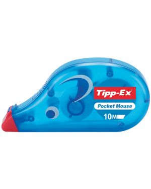Correttore tipp ex pocket mouse BIC 897752 0070330510364 897752