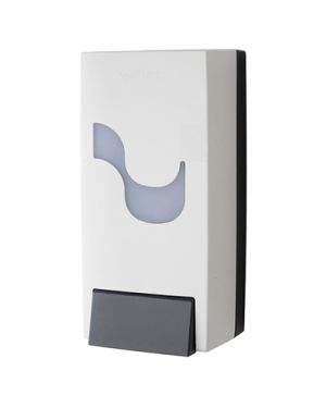Dispenser sapone a rabbocco manuale 1 lt col.bianco CELTEX 92510 8022650925108 92510